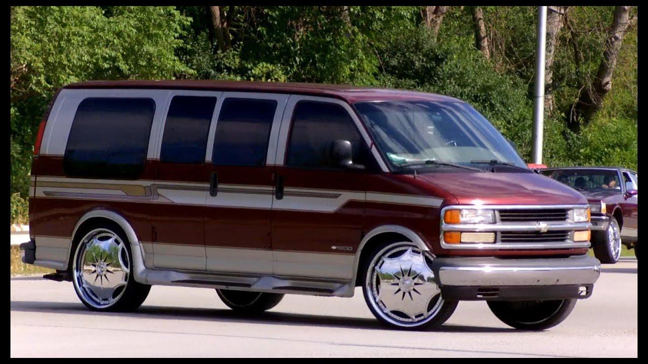 24 Inch Rims Chevy Express Van