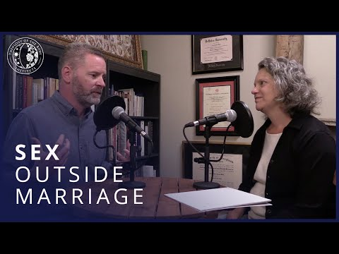 Should a Catholic Have Sex Outside of Marriage?