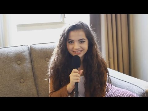 The Permanent Rain Press Interview with Isabela Moner