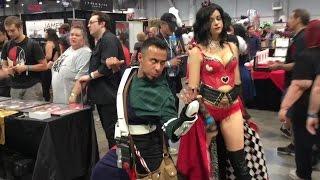 Amazing Las Vegas Comic Con gave local creators the chance to conne...