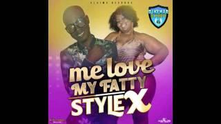 JANURARY 2017 DJ GAT MI LOVE MY FATTY DANCEHALL MIX [RAW] 1876899-5643