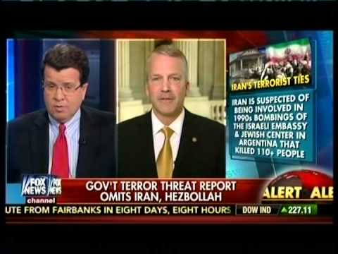 Sen. Sullivan dscusses Iran being removed from terror threat list on Your World W/Neil Cavuto