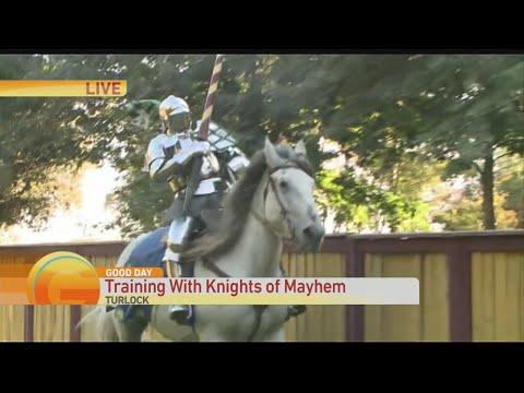 Knights of Mayhem Pt. 2