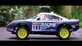tamiya porsche 959 radio controlled car 1989