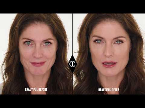 How to use Hollywood Flawless Filter BENEATH your foundation | Charlotte Tilbury