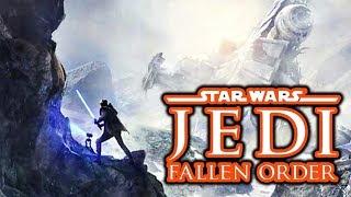 Star Wars Jedi Fallen Order : REVEAL et Libre Antenne...