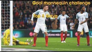 Mannequin challenge edisi Kualifikasi Piala Dunia 2018