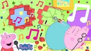 Peppa Pig Official Channel 🌟 1 Hour | Expert Daddy Pig 🎵 Peppa Pig My First Album 4#