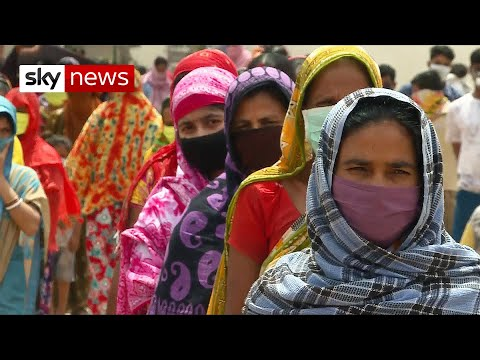 India: Millions could face hunger during coronavirus outbreak