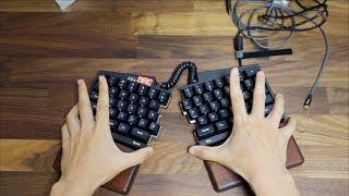 해외에서 난리난 미친 기계식 키보드 (ft. Ultimate Hacking Keyboard 얼티밋 해킹 키보드)