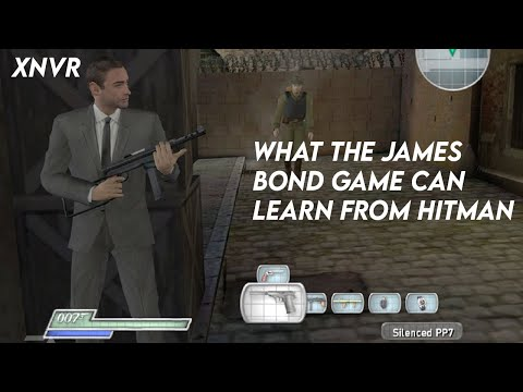 What The James Bond Game Can Learn From Hitman |