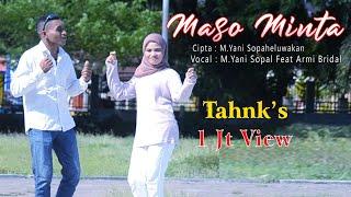 Maso Minta - M. Yani Sopaheluwakan Feat Armi Bridal|Joget Ambon Official Video & Music NIR