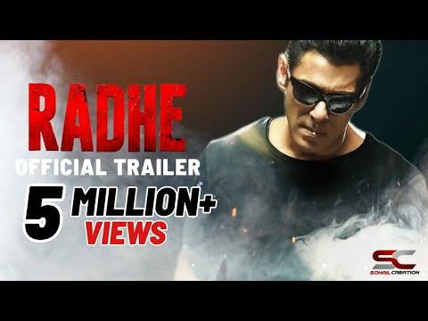Radhe Official Trailer | Salman Khan | Disha Patani | Randeep Hooda | EID 2020