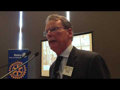 Alec Gilbert - CEO of Adelaide Convention Centre