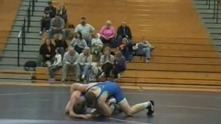 2013-12-17 Ashe County (One Match was Filmed) & Elkin