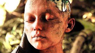 ALITA BATTLE ANGEL Trailer (2018) James Cameron, Robert Rodriguez, Sci-Fi Movie HD
