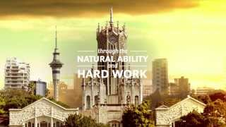The University of Auckland 2013 video