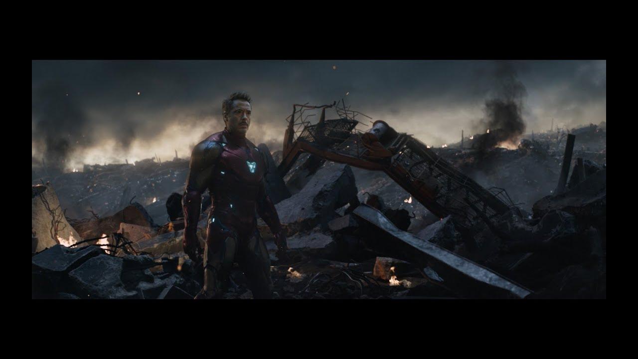 """[電影預告] Marvel Studios《復仇者聯盟4: 終局之戰》香港宣傳片 """"Overpower""""(中文字幕)"""
