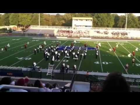 2013 Cleburne County Tiger Band
