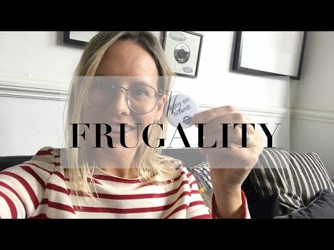 The Frugality First Trimester