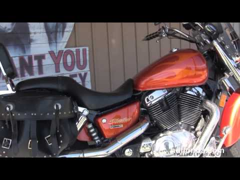 Used 2002 Honda Shadow Sabre Motorcycles for sale