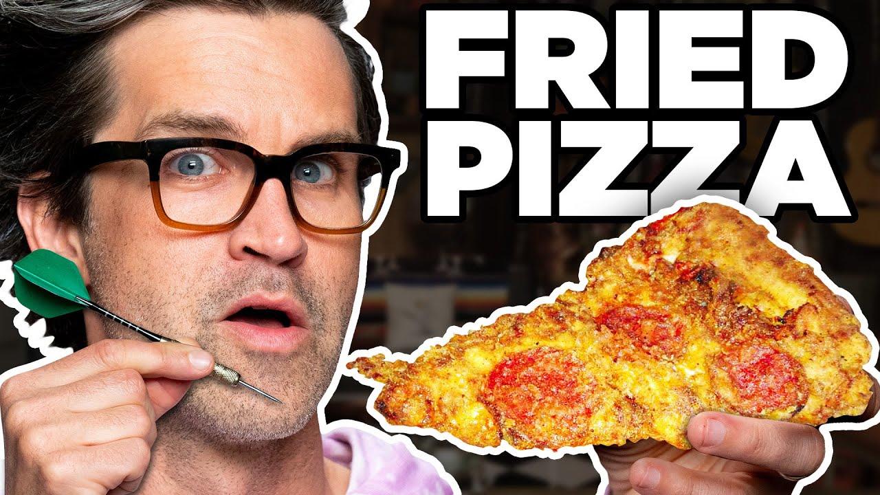 Download International Fried Foods Taste Test