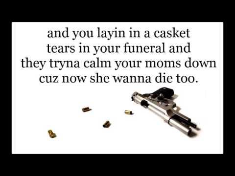 Bussin your gun - J- jon Lyrics