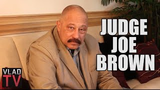 Judge Joe Brown: Young Thug Should Just Come Out of the Closet