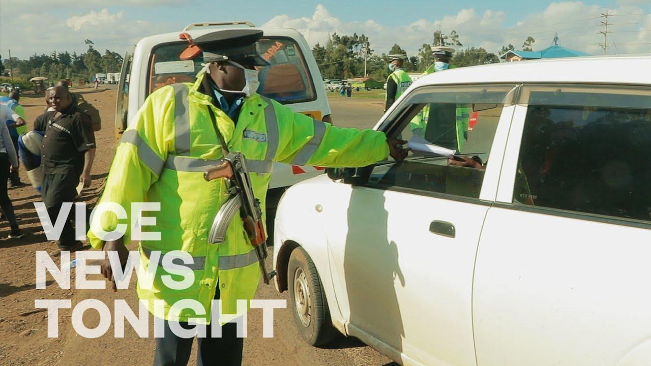 Kenya's Cops May Be Killing More People than Coronavirus
