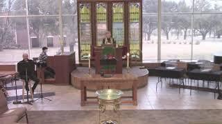 Worship at First Presbyterian Church of Rockwall 1.10.21