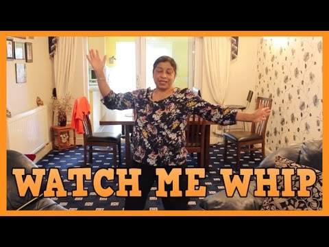 Indian Mum Does Whip Nae Nae! MUST SEE!!