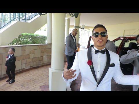 SAUNDA & TARA'S WEDDING!! VLOG 126