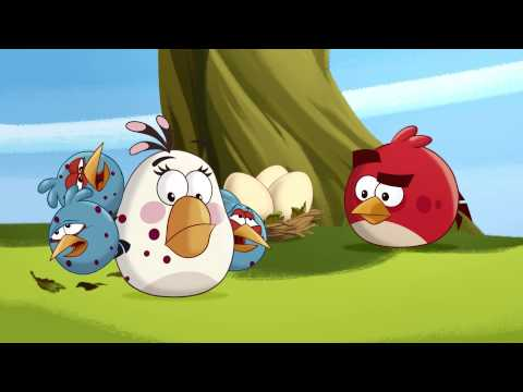 "Angry Birds Toons episode 45 sneak peek ""Bird Flu"""