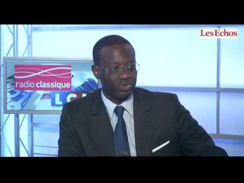 Tidjane Thiam, invité de l'économie