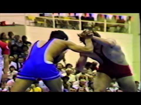 1978 Commonwealth Games: 68 kg Joseph Gilligan (ENG) vs. Jagdish Kumar (IND)