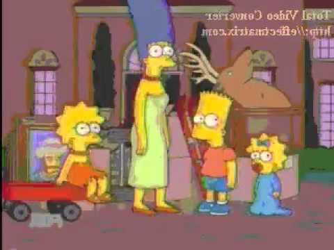 Homero - De algo serviran tantas horas de Tetris la adaptación al cine de tetris