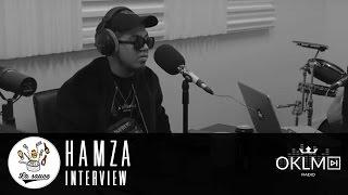Interview HAMZA dans #LaSauce sur OKLM Radio 03/10/16