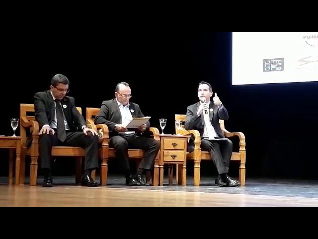 José Ricardo Rodrigues Mattar, presidente da APSP no Conexidades - 09.05