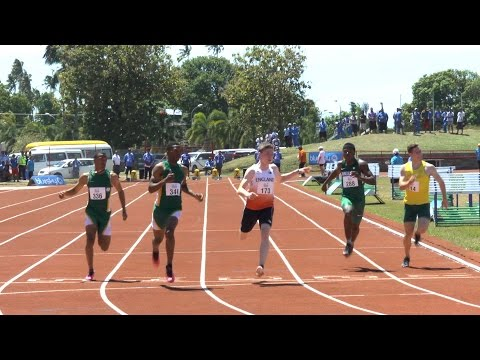 Samoa 2015 Commonwealth Youth Games: A Day at the Races