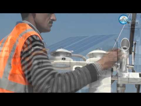 Solar Radiation Resource Assessment Station Standard cleaning & maintenance procedure