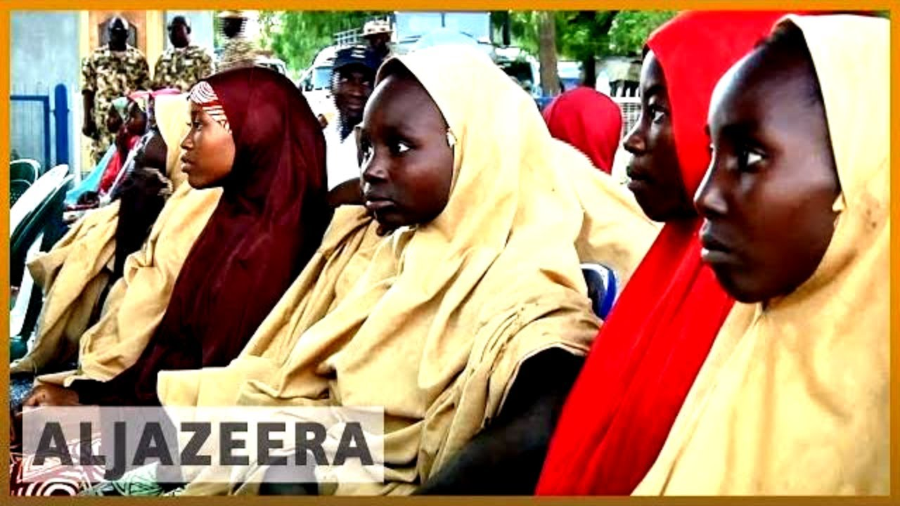 🇳🇬 Freed Nigerian schoolgirls undergoing treatment | Al Jazeera English