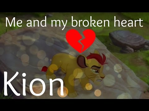 • TLG • Me and my broken heart • Kion •
