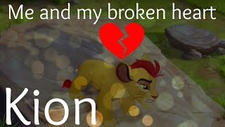(The lion guard) Me and my broken heart - Kion