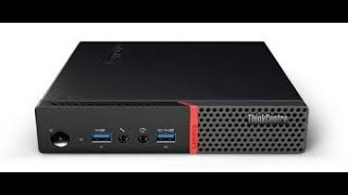 ThinkCentre M600 Tiny Desktop  Unboxing And Benchmarking