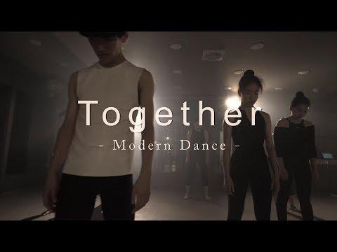 현대무용 Together - 4K / Modern Dance / Choreography by Jeong - jin woo
