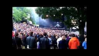 "Kaizers Orchestra ""Russian Dance"" and ""I ett med verden"" Norwegian Wood 2012"