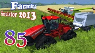 Farming Simulator 2013 ч85 - Ветрогенератор. Финал.(Доделываем все дела, передаем управление фермой Иванычу, и в отпуск, на Мальдивы! Купить игру Farming Simulator 2013..., 2013-08-22T08:35:57.000Z)