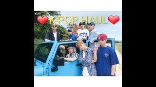 K-pop haul/K-pop покупки из аниме магазина