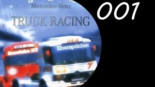 Lets Play Mercedes Benz Truck Racing #001 Zolder Auftakt