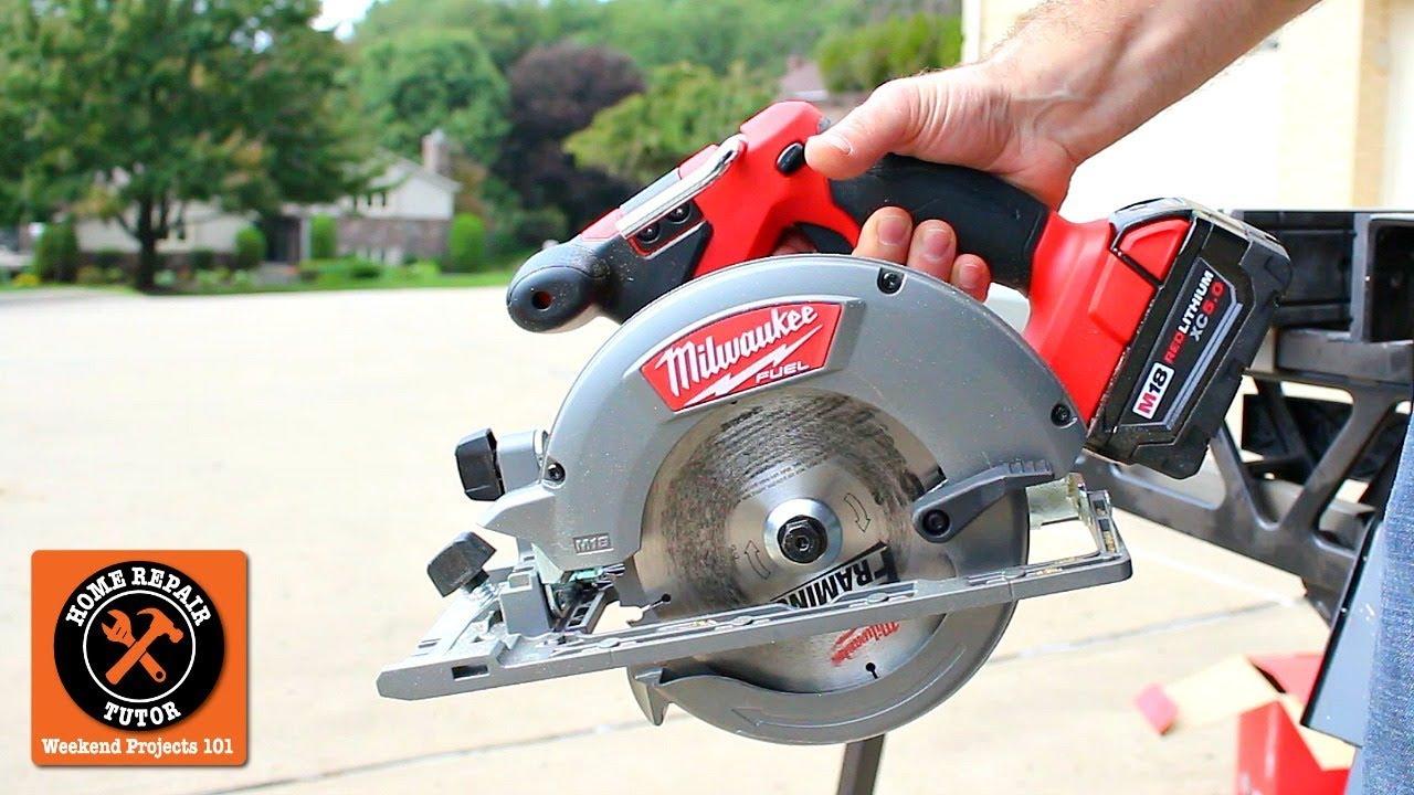 "Red Milwaukee M18 2630-20 18 Volt Lithium Ion 6-1//2/"" 3,500 RPM 2630-20"